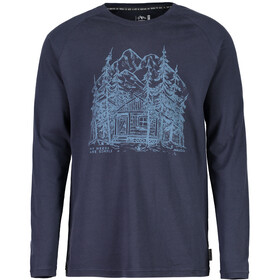 Maloja PouzM. Longsleeve Men mountain lake